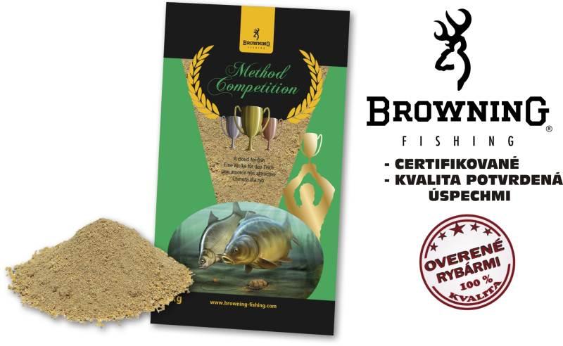 Krmivo browning metod comp. 1kg