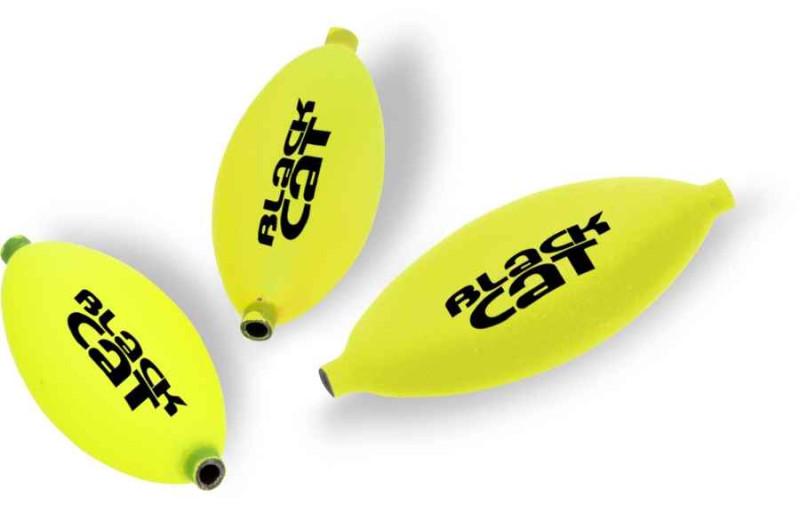 Sumcový podvodný plavák Micro U-Float žltý 3ks