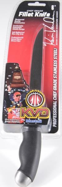 KVD-BSJ6 Filetovací nôž, Mustad