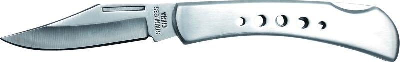 zatvarací nôž kovová rukoväť