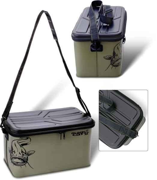 Vodotesná taška Black Cat Flex Box Carrier 40x25x25cm
