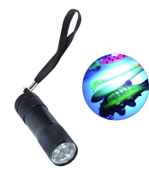 UV baterka UV Torch