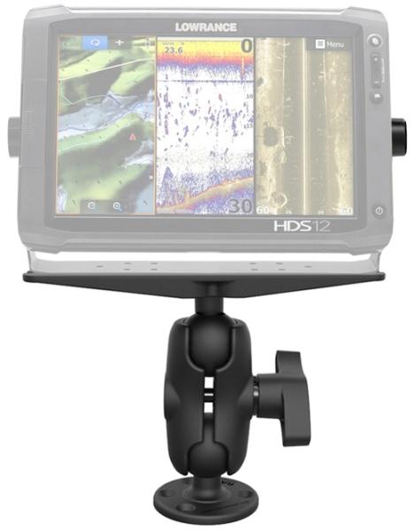Antivibračný držiak obrazovky sonaru MB-36