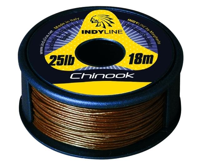 Rybarska snúra Indy Line Chinook 45lbs/18m