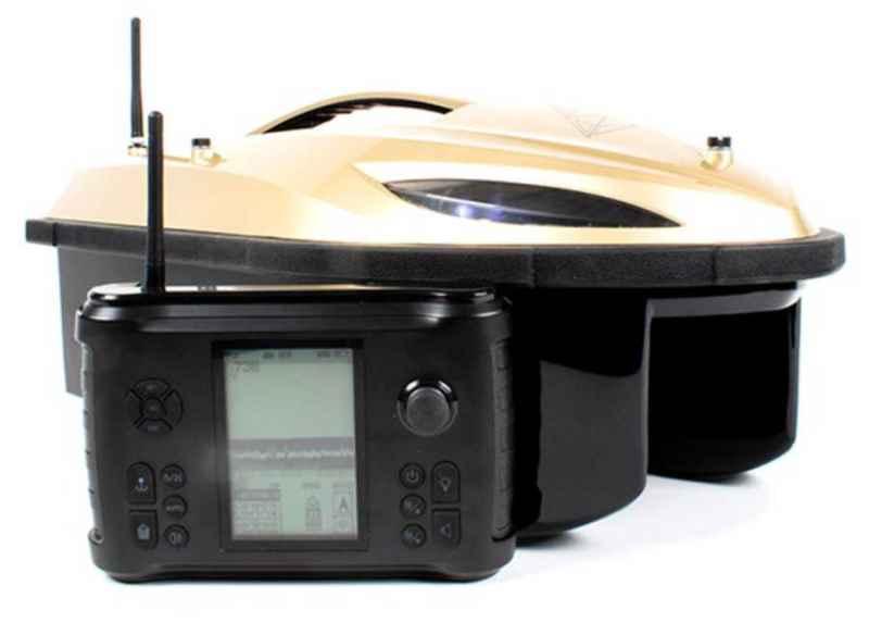 Zavážacia loďka Prisma 3 Junior + sonar + GPS Prisma