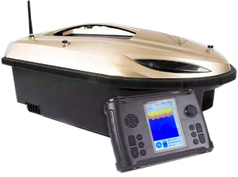 Zavážacia loďka Prisma Compact 7 + sonar + GPS