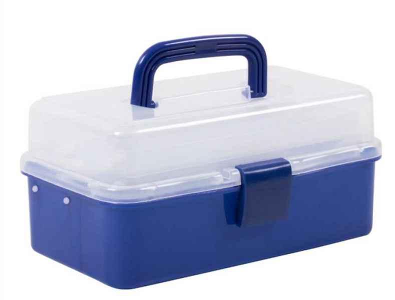 Rybársky kufrík - modulárny 28x18x13cm