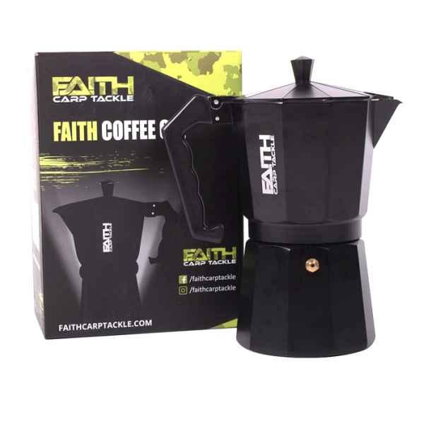 Kávovar a hrnček FAITH