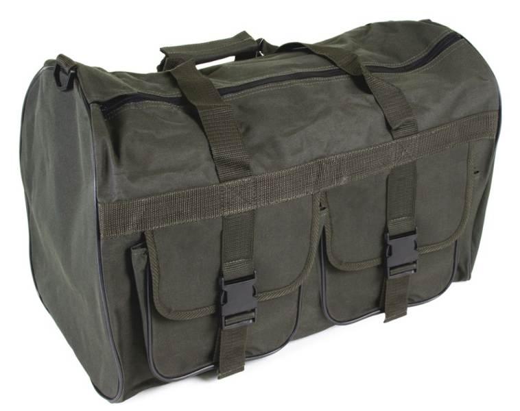 Rybárska taška s objemom 40L