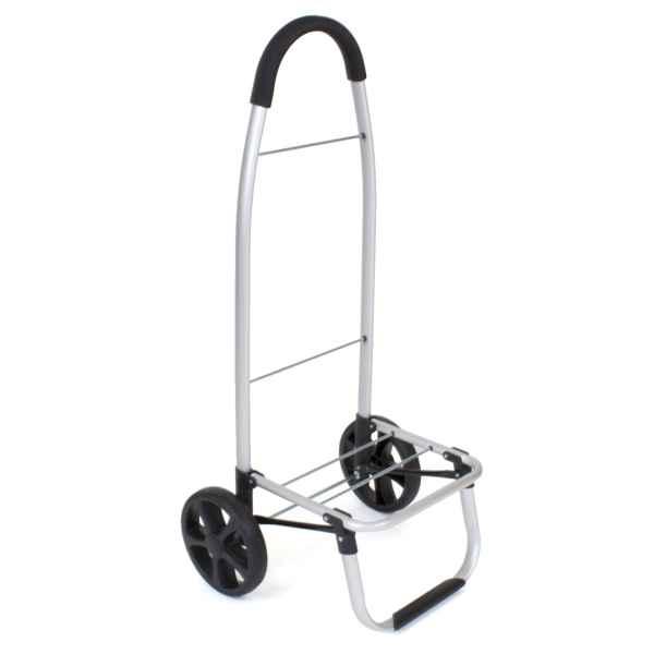 Prepravný dvojkolesový skladací vozík