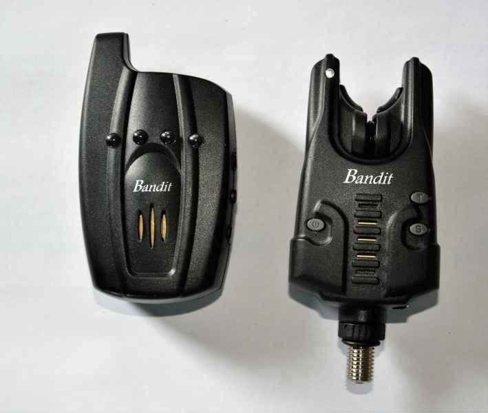 SET alarmov a prijímača - BANDIT SET 2 + 1
