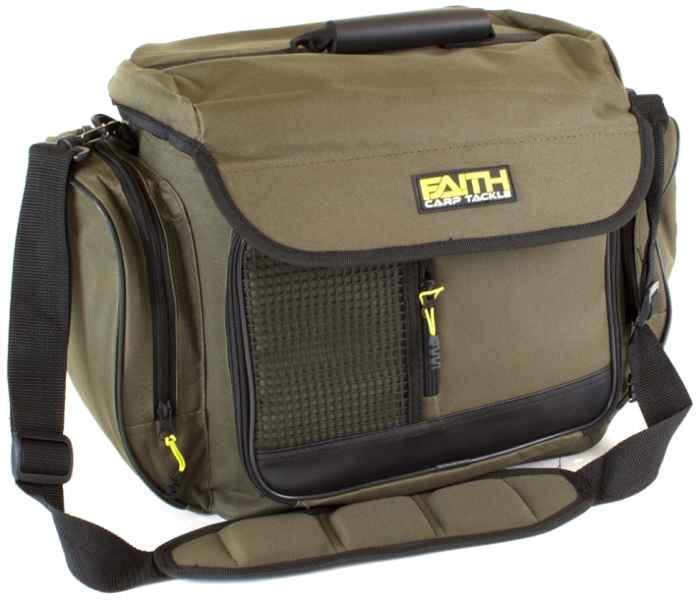 FAITH prepravná taška s ramenným popruhom 32x30x22