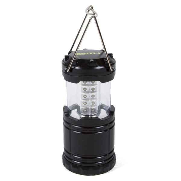 Kempingová lampa stojacia - 30 LED FAITH