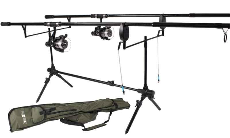 Kaprársky set SPORTS FISH - XPRO 3-diel/3,66m/2,75lbs