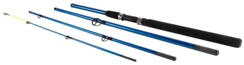 Blue Drifter cestovný prút 2,56m / 50-150g / 4-diel