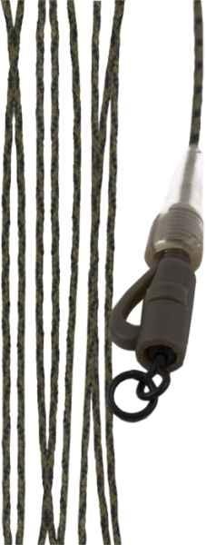 Kaprárska montáž + záves pre olovo FAITH 80cm/3ks