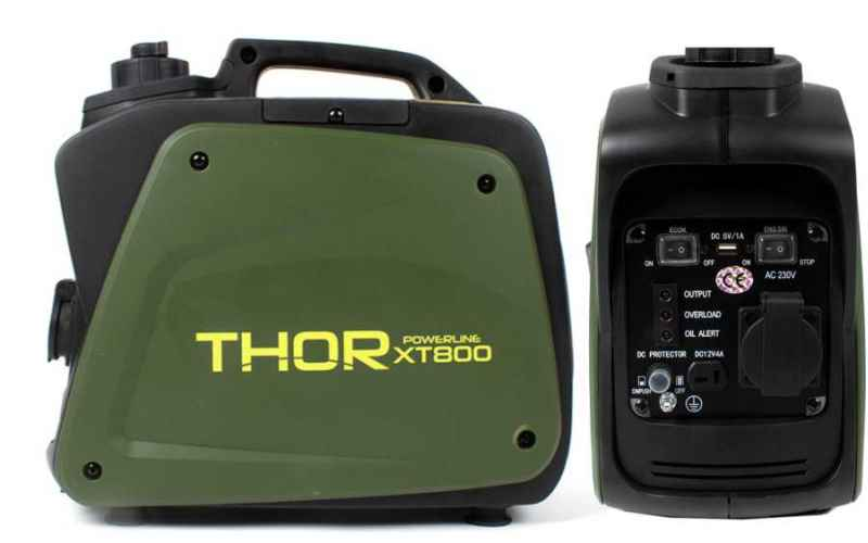 Thor Powerline XT800 Generátor
