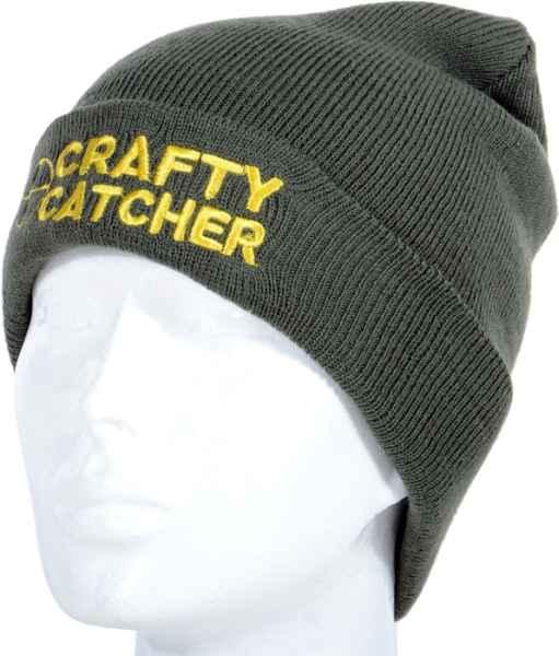 Zelená čiapka Crafty Catcher