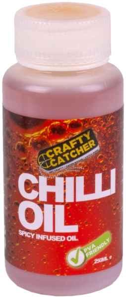 Olej tekutý posilovač Crafty Čili olej 250ml