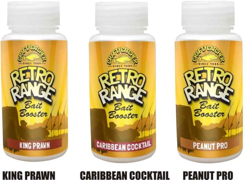 Tekutý posilovač Crafty Catcher Retro Range 250ml Caribbean Cocktail/Karibský koktejl