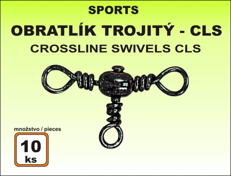 Trojitý Obratlík Sports CLS - 10ks v balení