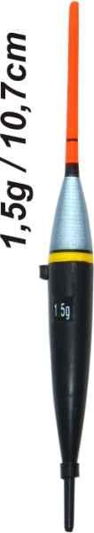 Plavák na ryby - dĺžka 107mm