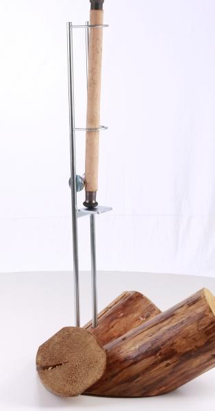 Sumcový držiak prútu s kladkou 79cm