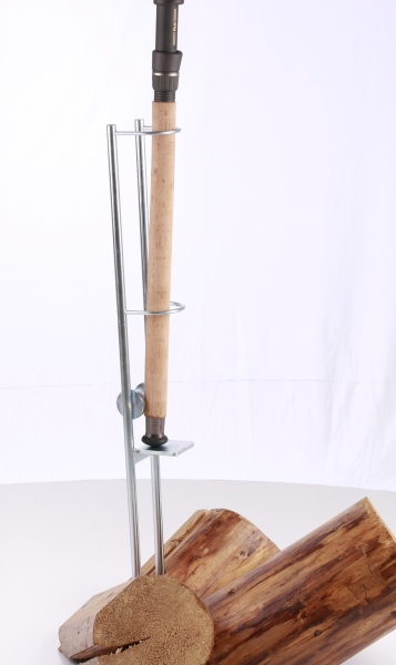 Sumcový držiak prútu s kladkou 64cm