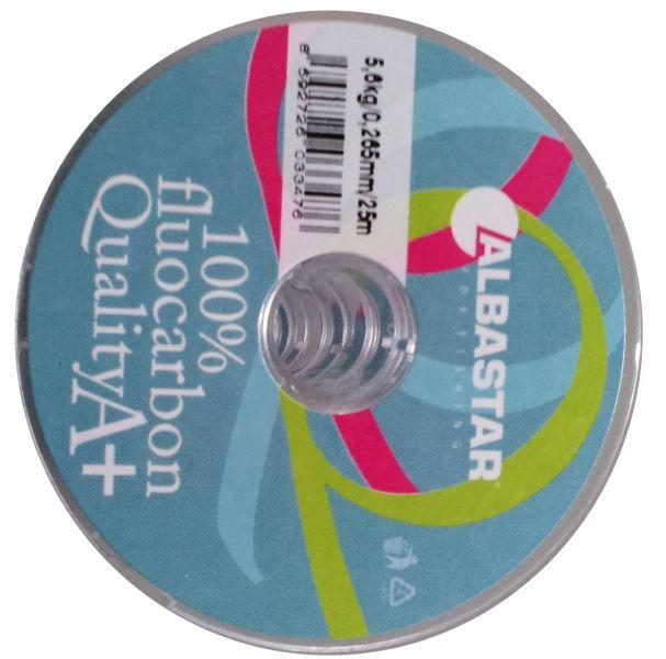 Flourcarbonový vlasey - TOP kvalita - 25m priemer 0,225mm, 4,4kg