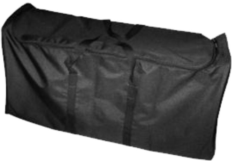 Prenosná taška na prepravu podlahy člna