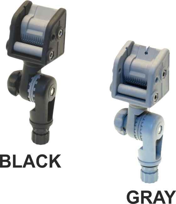 Uchytenie kotvy s naklápacím mechanizmom FASTEN Farba: čierna