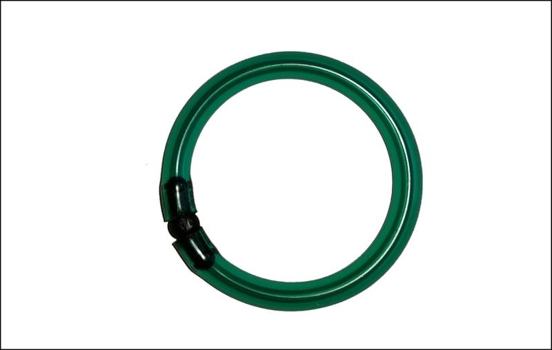 Signálny krúžok na chemické svetlo - SPORTS veľký - farba zelená