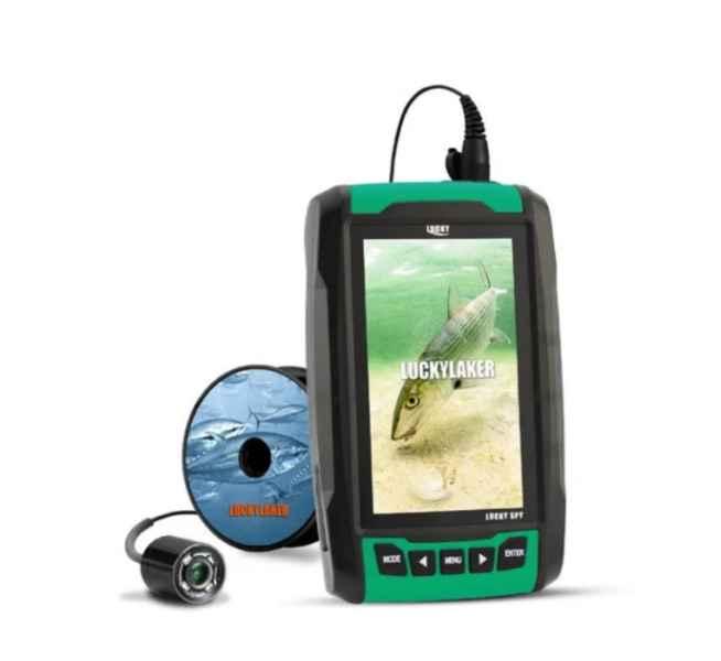 """Podvodná kamera s nahrávaním FL180PR LCD dispej 4,3"""""""