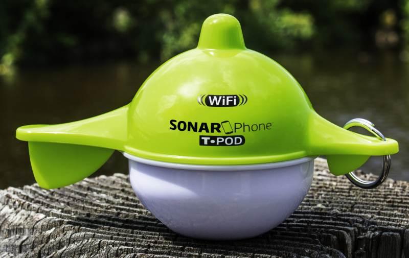 Nahadzovací WIFI sonar VEXILAR s prútom na nahodenie