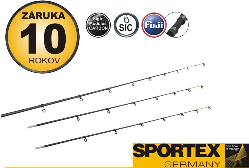 SPORTEX METHOD Feeder - 360cm/10-40g/3diely - Rapid