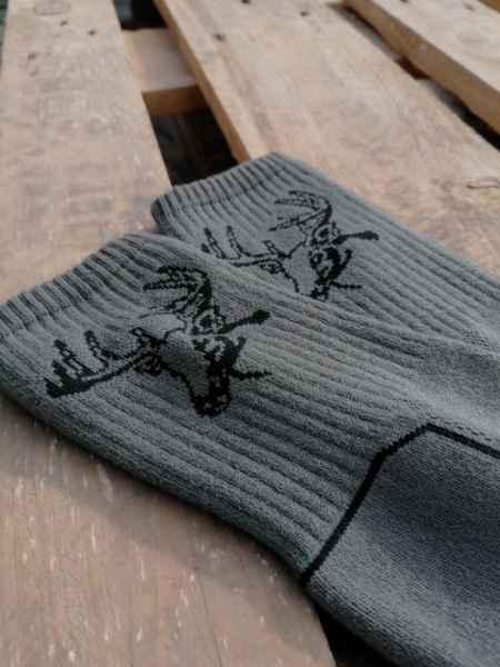 Poľovnícke ponožky HUBERT Veľkosť M 38-41