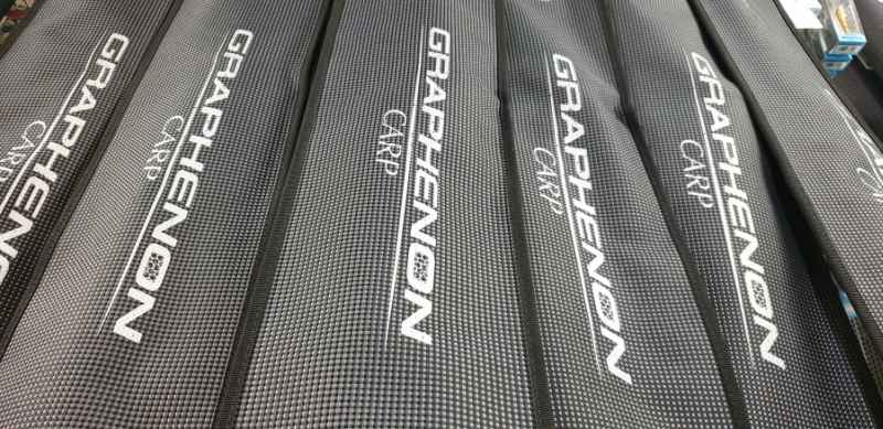 Kaprárske prúty SPORTEX Graphenon Carp 2-diel 366cm / 2,75lbs