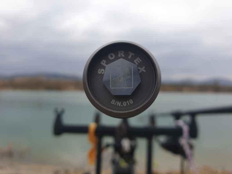 Kaprárske prúty SPORTEX Beyond Carp 2-diel 366cm / 3,00lbs