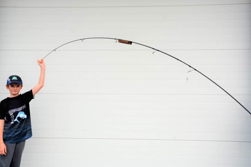 Rybársky prút - SPORTEX - Brillant Carp V2 - Dvojdielny