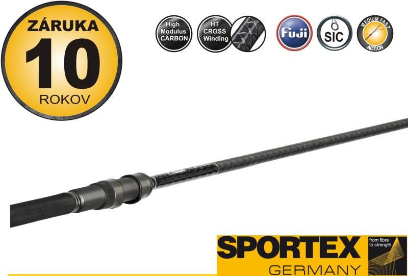 SPORTEX prút - MORION CARP ST - dvojdielny 395cm /3,5 lb / 2diely
