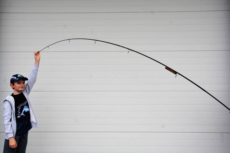 Rybársky prút SPORTEX - COMPETITION Carp - trojdielny
