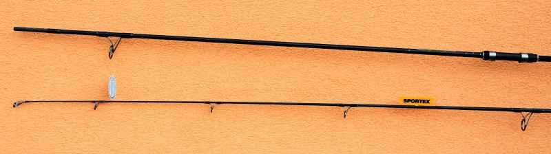 Kaprársky prút SPORTEX Paragon Carp dvojdielny 3,75lbs,396cm