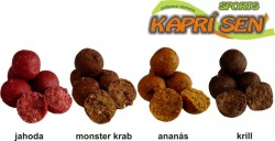 Kaprí sen Boilies- Hi Atrtract 20mm / 5kg