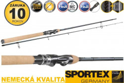SPORTEX Graphenon Seatrout Ultra Light 270cm / 1-9g