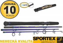 Morské prúty SPORTEX Neptoon Travel