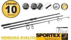 Kaprárske prúty SPORTEX Competition Carp CS-4, 3-diel