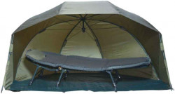 Bivak Brolly s bočnicami CARP Brolly