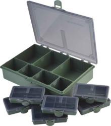 Kaprársky T box + 6 krabičiek 27cm x 20cm x 5,5cm