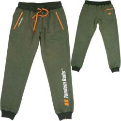 Nohavice Tandem Baits s vreckami na zips