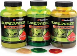 SuperFeed X Core Sticky Booster 300ml-Tandem Baits